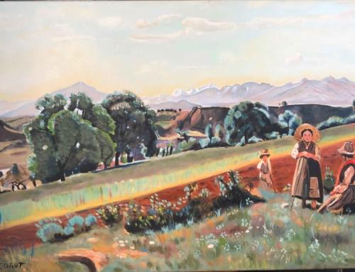 Paysage Haute Savoie – Mornex