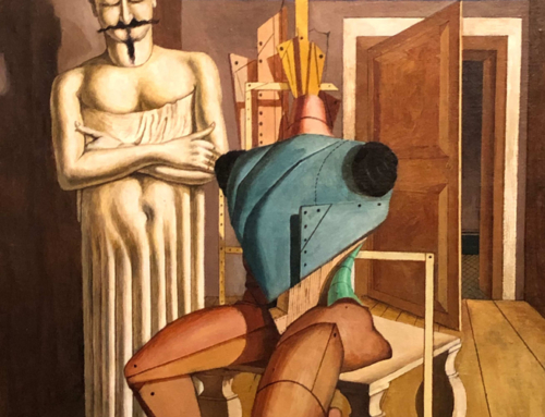 Exposition Giorgio de Chirico – Musée de l 'Orangerie